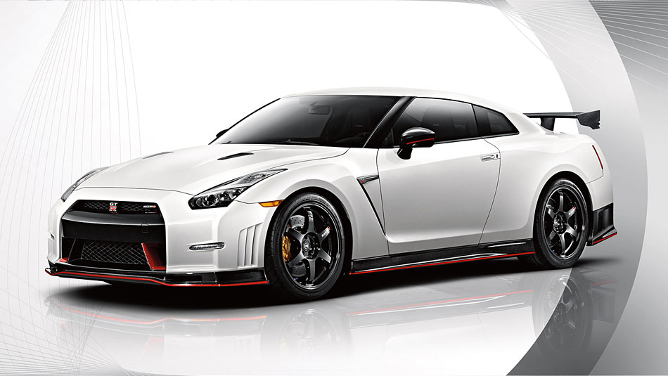 2016 nissan gt r nismo the news wheel. Black Bedroom Furniture Sets. Home Design Ideas