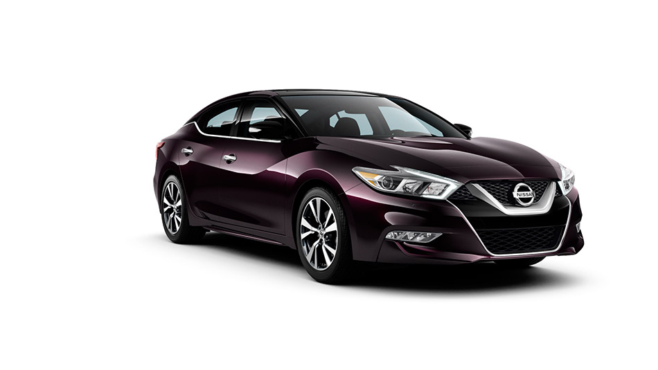2016 nissan maxima in bordeaux black the news wheel. Black Bedroom Furniture Sets. Home Design Ideas
