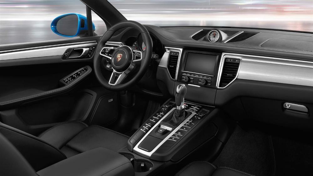 2016 Porsche Macan S Infotainment And Interior The News