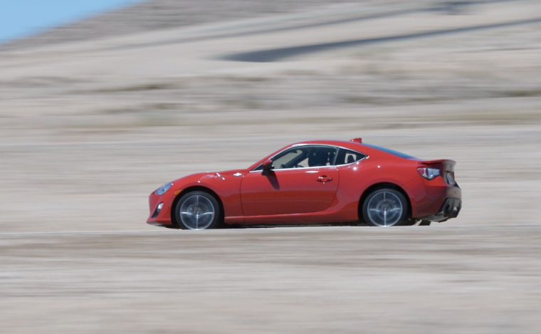 2016 Scion FR-S Toyota 86 changes