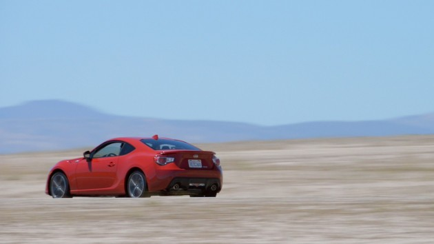 2016 Scion FR-S overview