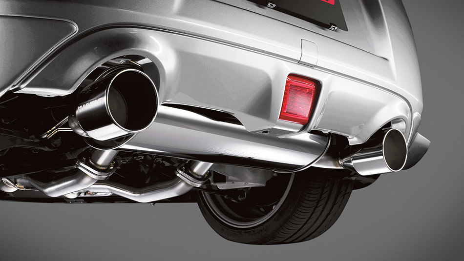 Nissan Z Cat Back Exhaust System