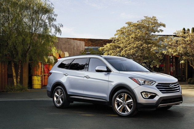 Santa Fe Suv >> 2016 Hyundai Santa Fe Suv Overview The News Wheel