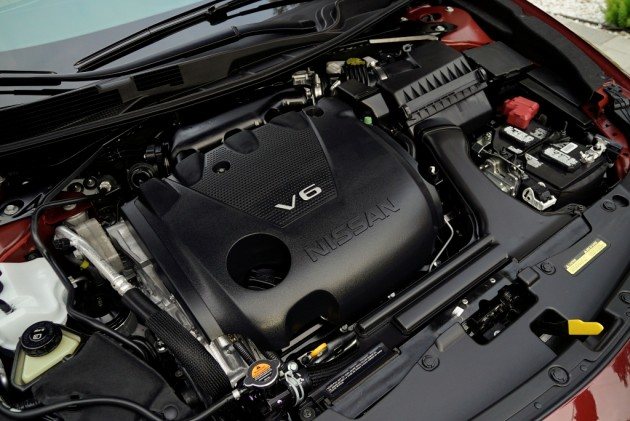 2016 Nissan Maxima V6