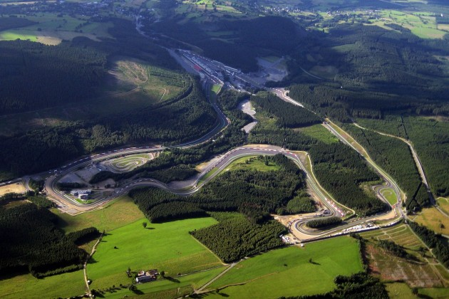 2015 belgian grand prix - Circuit de Spa-Francorchamps