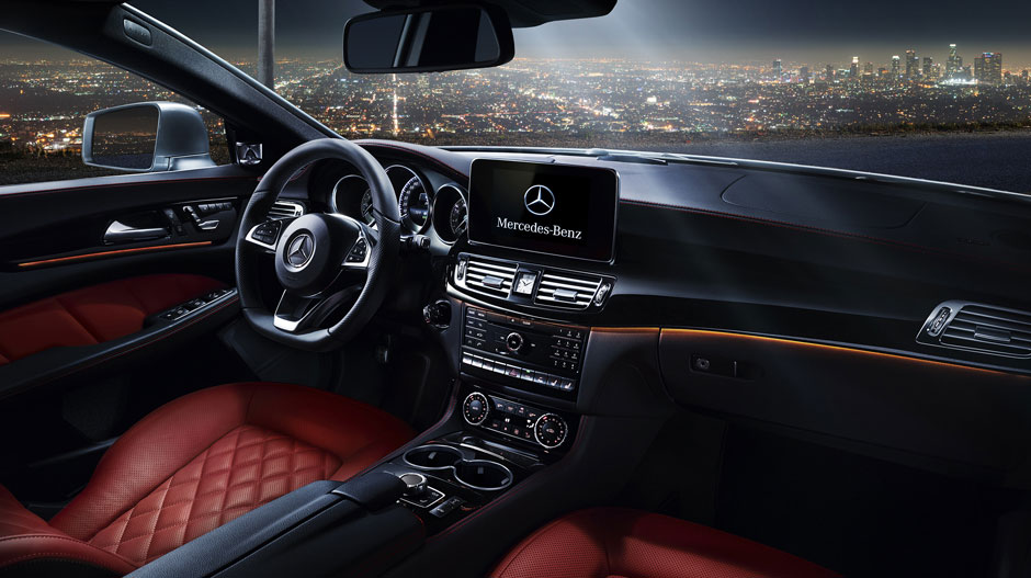 2016 mercedes benz cls class overview the news wheel for Mercedes benz cls 300 coupe