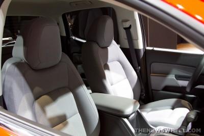 Chevrolet Colorado Interior 3