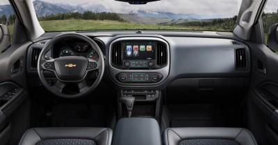 Chevrolet Colorado Interior Infotainment 2