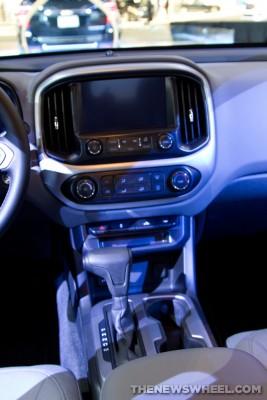 Chevrolet Colorado Interior Infotainment