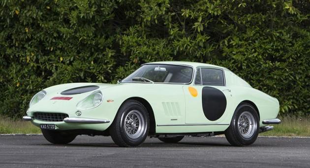 Chris Evans 1966 Ferrari 275 GTB6C