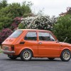 Chris Evans 1983 Fiat 127 Abarth
