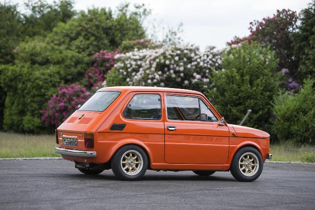chris evans 1983 fiat 127 abarth the news wheel. Black Bedroom Furniture Sets. Home Design Ideas