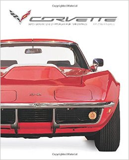 Corvette Seven Generations Book Full Cover Image