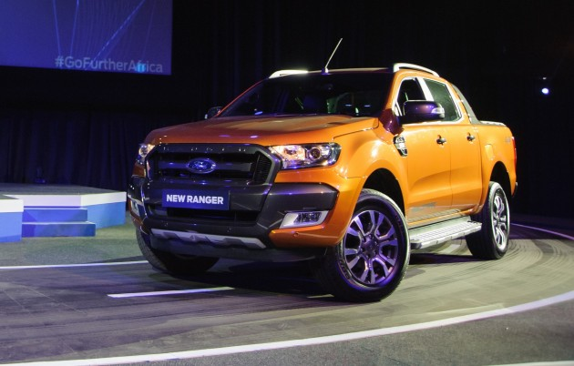 The new and improved Ford Ranger