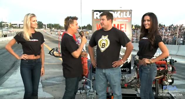 Dodge Hellcat Engine Winner
