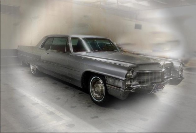 Don Draper 1965 Cadillac Coupe de Ville from Mad Men