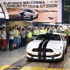 Ford Shelby GT350R Mustang Production Begins