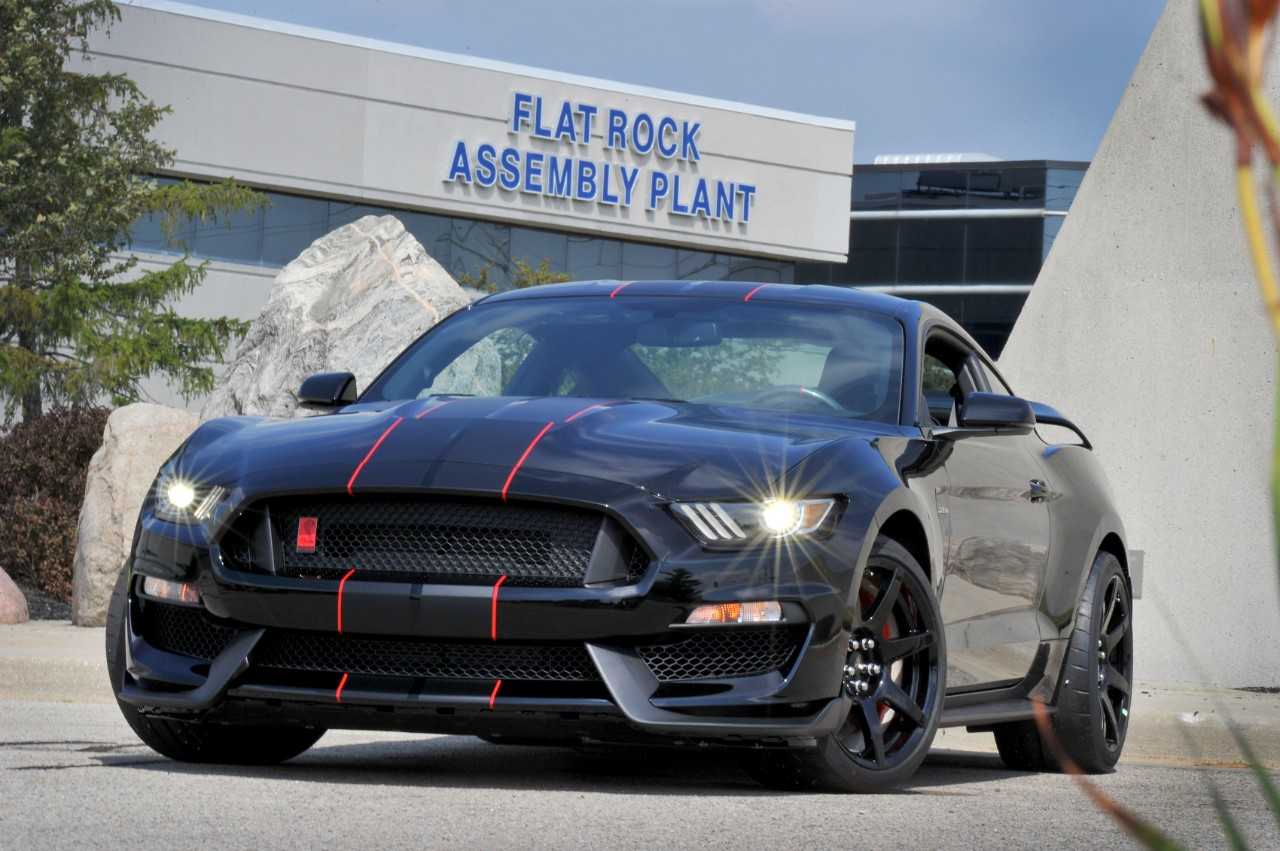 Ford Shelby Gt350r Mustang The News Wheel
