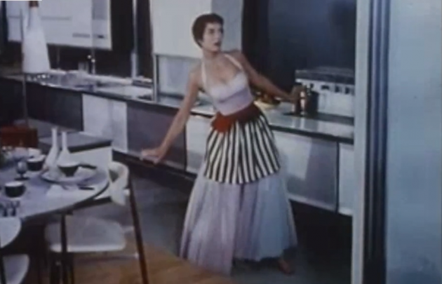 GM musical film Frigidaire kitchen of tomorrow