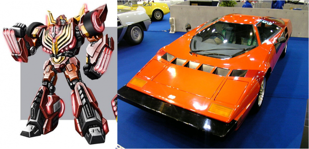 Hot Rod Ironhide  Photos: Hasbro and Greentrench