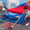 Hot Wheels Bed Extended Track