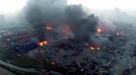 Hyundai Estimates Substantial Losses in Wake of Massive Explosion in China