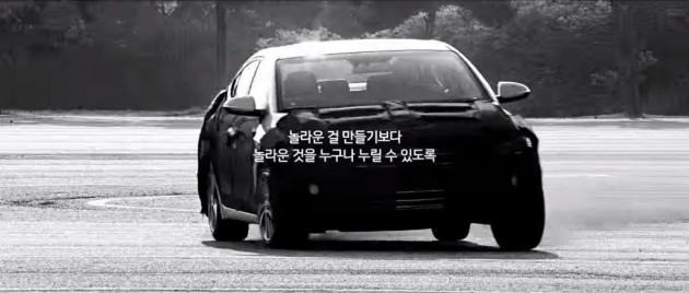 Hyundai Korea Elantra Avante preview video