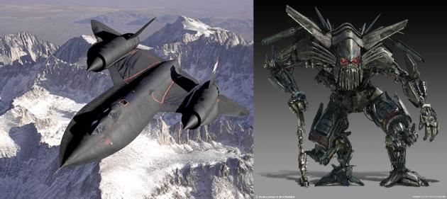 Jetfire  Photos: Judson Brohmer and Hasbro/Paramount