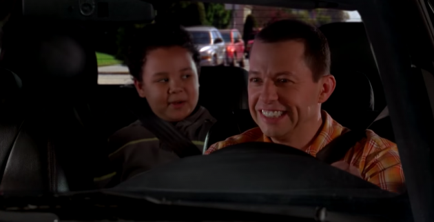 Two and a Half Men star Jon Cryer loves his 2015 Chevy Volt