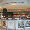 Kentucky-Toyota-Plant-Tour-Welcome-Desk