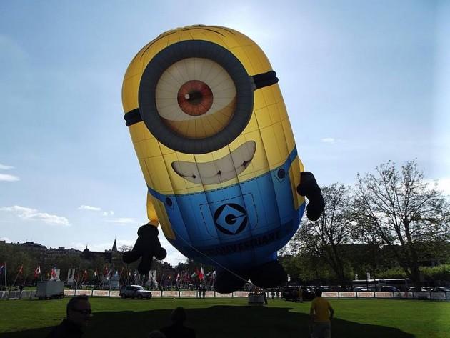 Minion Balloon