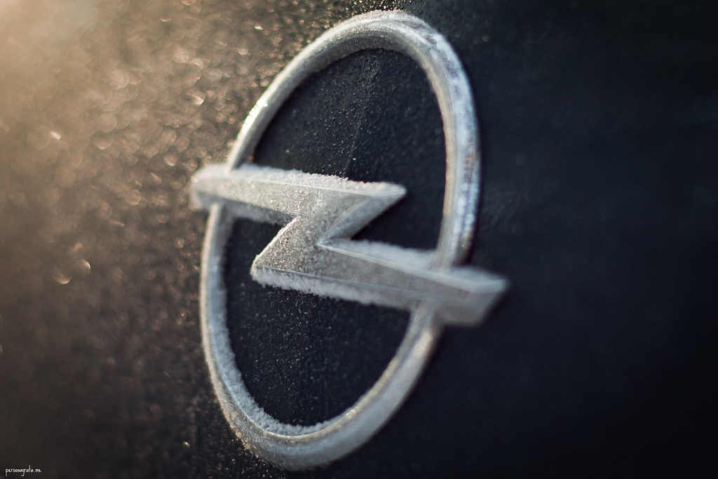 behind the badge origin of the shocking lightning bolt on opel s