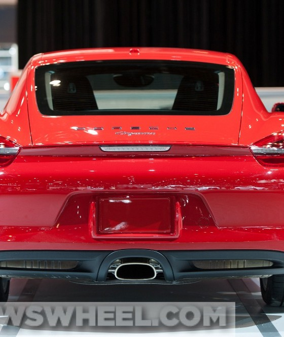 2014 Porsche Cayman Transmission: Porsche Takes Top Overall Honors In J.D. Power APEAL