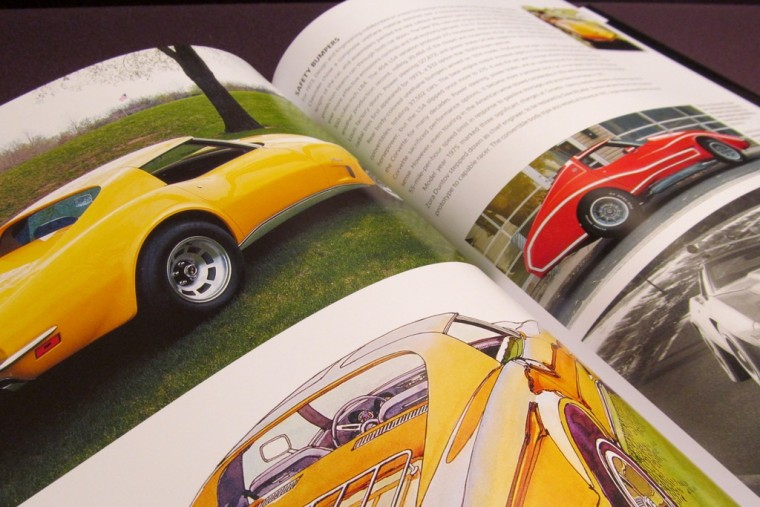 Randy Leffingwell Corvette Seven Generations Book Review pictures
