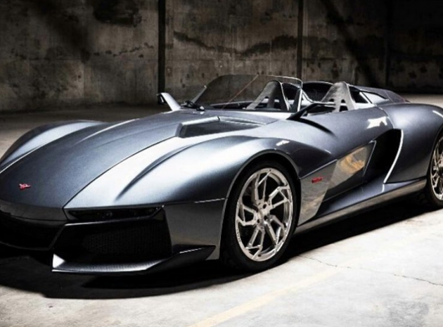 Chris Brown Shows Off His $165,00 Rezvani Beast Via Instagram