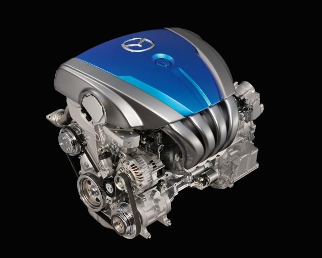 SKYACTIV-G Gasoline Engine