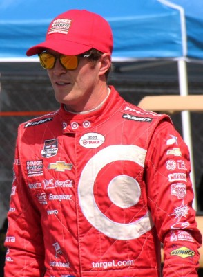 Scott Dixon has been driving for Chip Ganassi since 2002