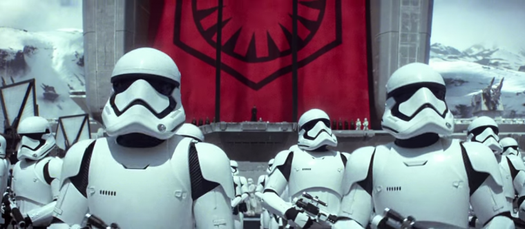 Storm Troopers Star Wars The Force Awakens