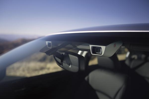 The Subaru Eyesight system gives drivers an extra set of eyes on the road