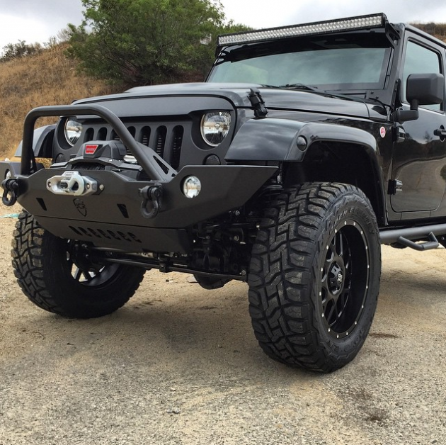 Xzibit Jeep Wrangler Unlimited Rubicon