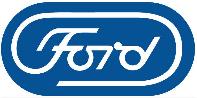 Alternative Logo Ford Paul Rand