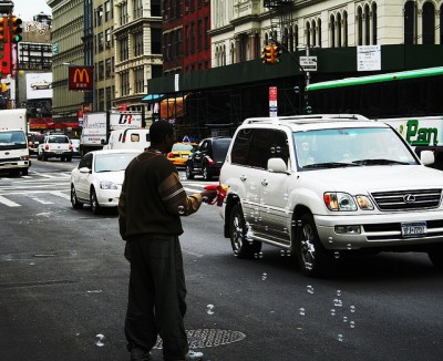 bubble gun carjacking