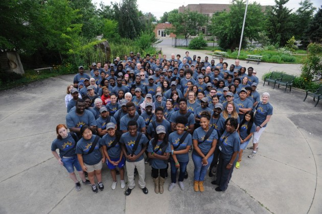 GM Student Corps members