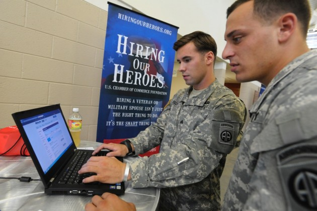 Hiring Our Heroes Job Fair