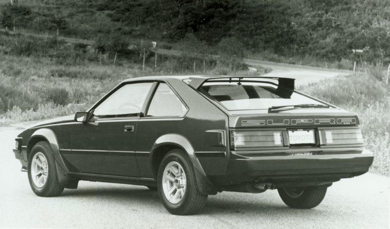 1984 Toyota Supra successor rumors