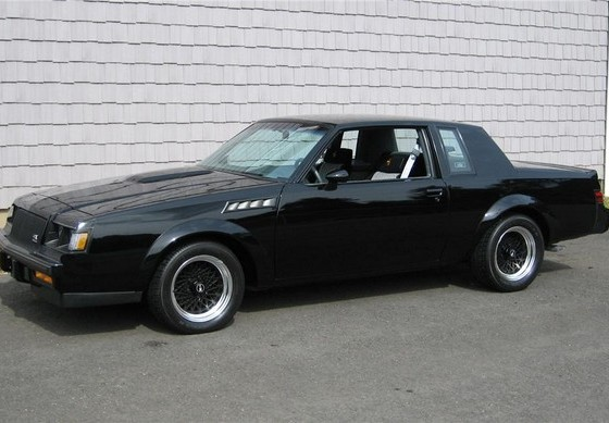 1987 buick gnx with only 16 miles set for auction in. Black Bedroom Furniture Sets. Home Design Ideas