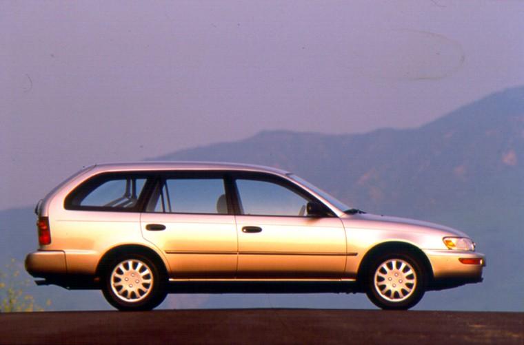 1993 Toyota Corolla Wagon