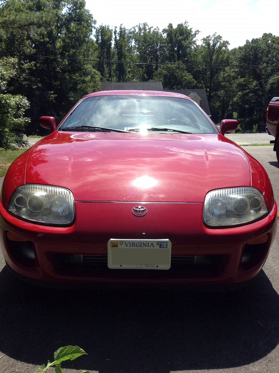 Get This 1994 Toyota Supra for Less Than $20K | The News Wheel