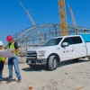 2015 Ford F-150 Cowboy Stadium Construction