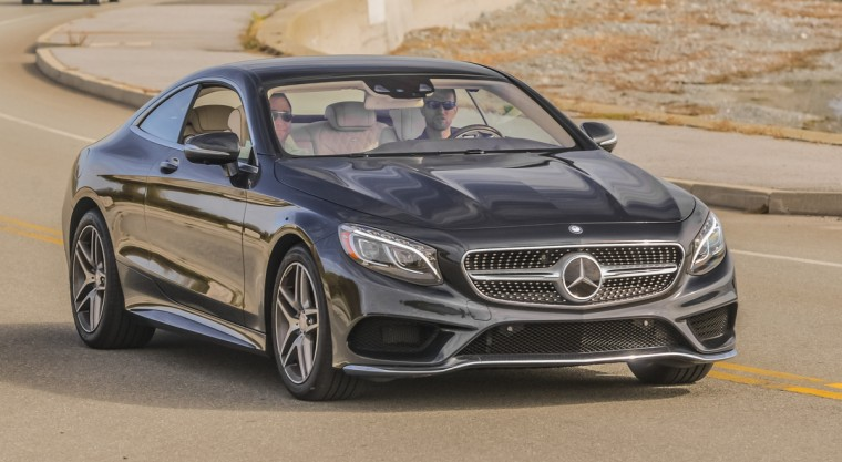 The ev list every mainstream electric car available in for Mercedes benz s550e